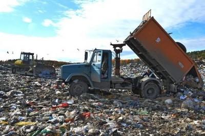 Киев уже принял около 3 тысяч тонн мусора со Львова