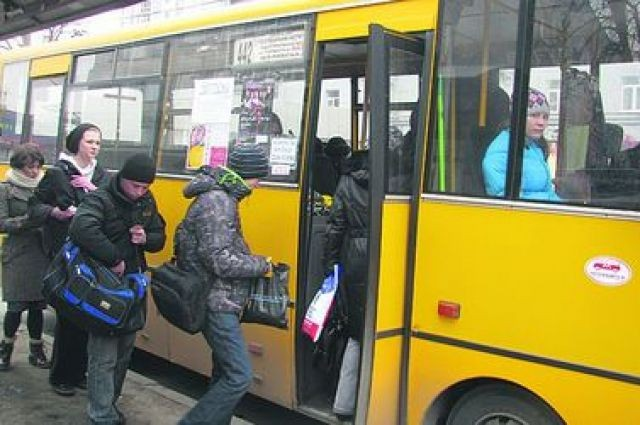 Столичные власти требуют оснастить валидаторами все частные маршрутки
