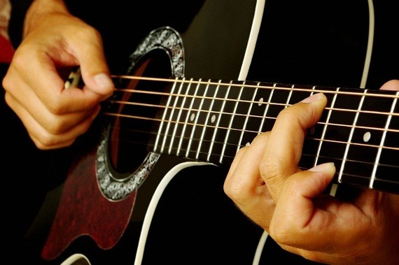В Киеве пройдет международный фестиваль гитарной музыки
