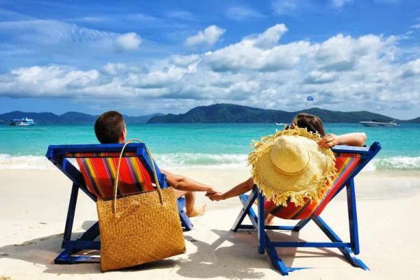 Отпуск: как провести его с пользой для здоровья
