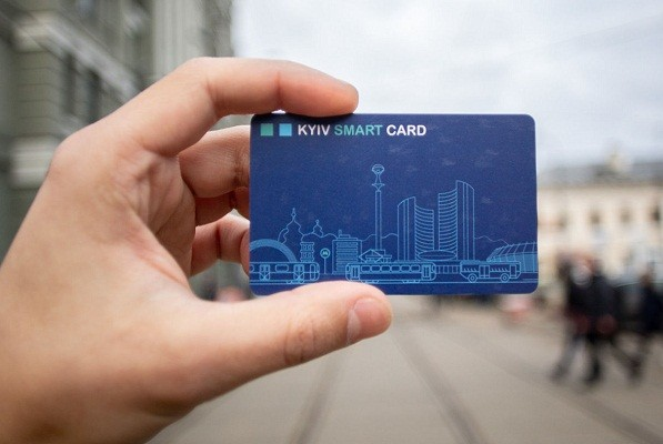 Где купить и пополнить Kyiv Smart Card: карта точек продаж