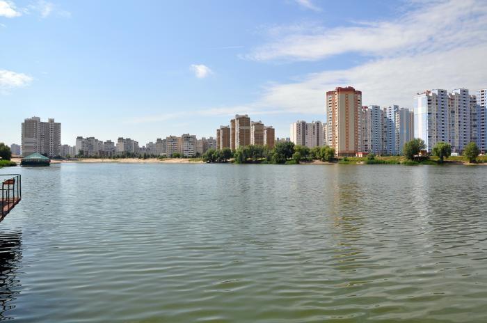 Вокруг озера «Солнечное» хотят создать парк