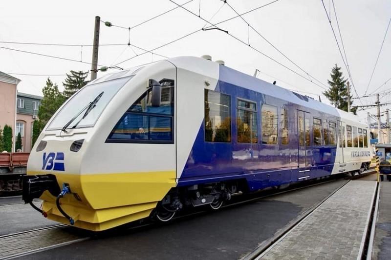 Стал известен интервал движения поезда «Киев» - «Аэропорт Борисполь»