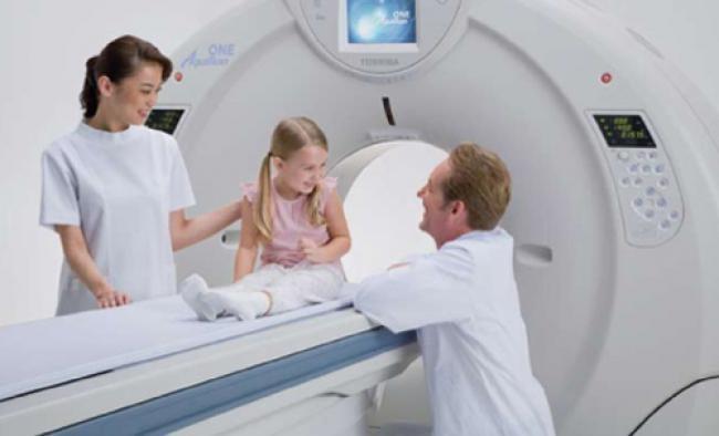 При каких обстоятельствах назначают МРТ детям?