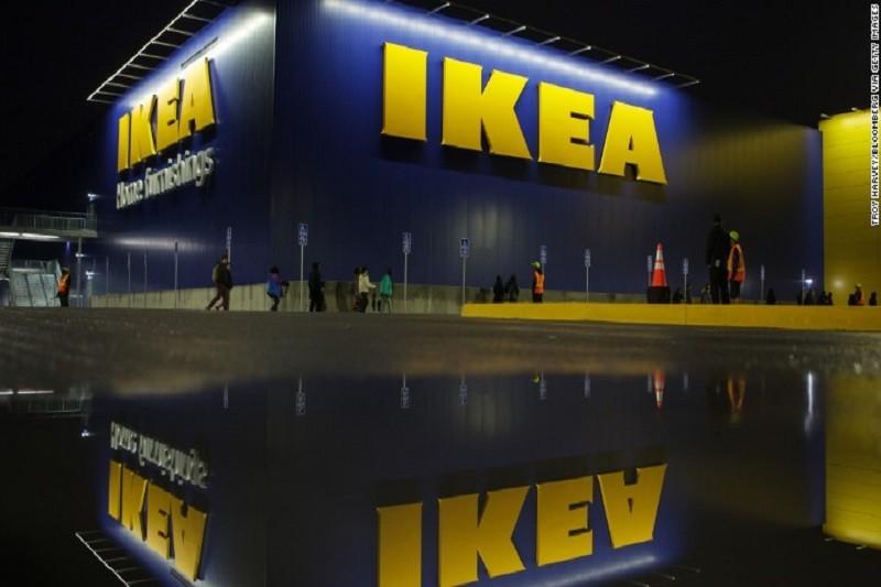 В Киеве откроется первый украинский филиал IKEA