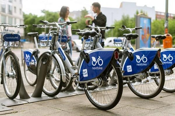 В Киеве расширят муниципальную сеть велопроката
