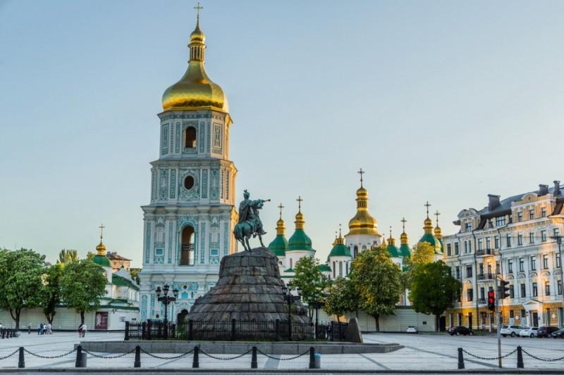 Стало известно, сколько иностранных туристов посетило Киев за первые полгода