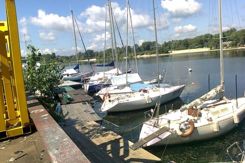 Столичный яхт-клуб приглашает школьников на бесплатные занятия по парусному спорту