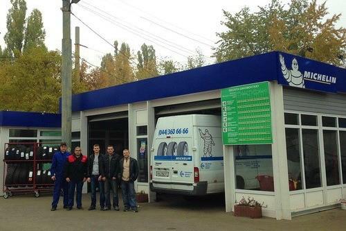 АСВА - профессиональный шиномонтаж в Киеве