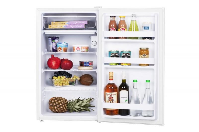 Однокамерный холодильник Ardesto DFM-90W и его преимущества