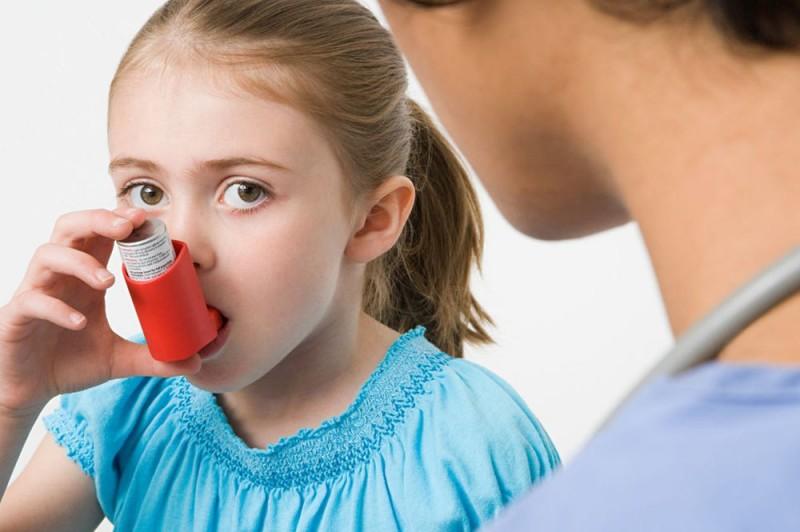 Бронхиальная астма - симптомы и лечение
