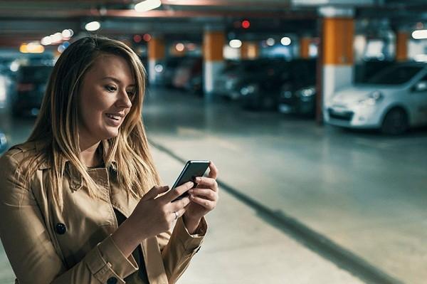 Пользователи Kyiv Smart City могут оплатить почасовую парковку через приложение