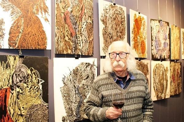 В Музее истории Киева открылась выставка графики «Магия штриха»
