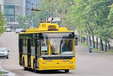 В Киеве появятся новые троллейбусные линии