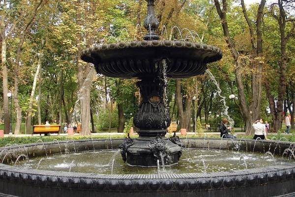 В парке «Деснянский» появятся фонтаны